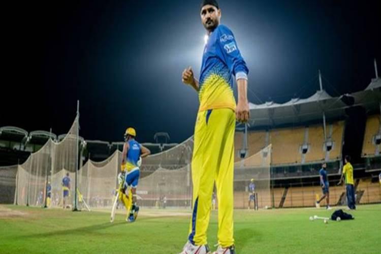 Harbhajan Singh IPL in empty stadium ipl 2020 csk covid 19