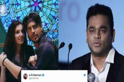 AR Rahman angry about Masakali 2.0