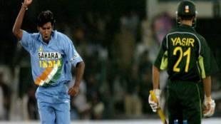 lakshmipathy balaji, ashish nehra, india vs pakistan, india pakistan cricket, india cricket bowlers, india vs பாகிஸ்தான், நெஹ்ரா, கிரிக்கெட் செய்திகள், pakistan, indian cricket team, cricket news, லக்ஷ்மிபதி பாலாஜி, இந்தியா vs பாகிஸ்தான்,