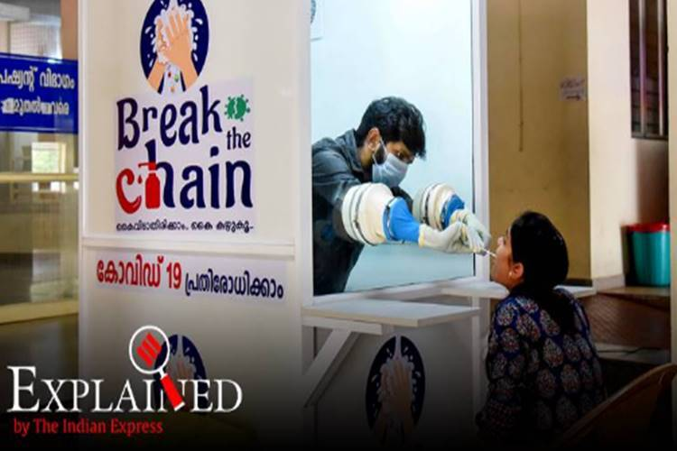 corona virus containment in kerala robust healthcare system