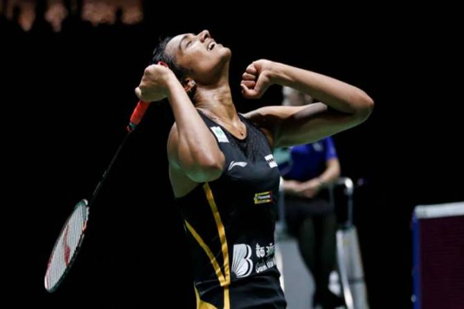 People started calling me 'Silver Sindhu': PV Sindhu