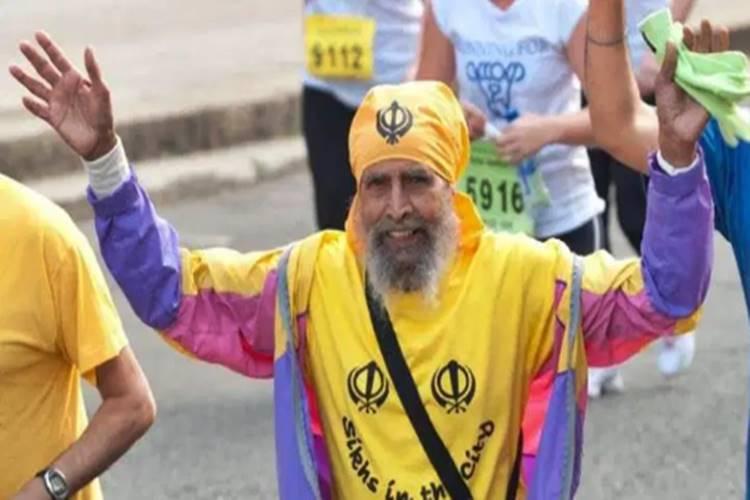 'Waheguru Baba''ustad' to world's oldest marathoner dies of corona virus