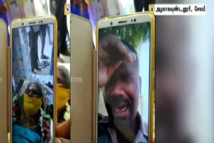 army men viral video, tamil nadu soldier mother funeral viral video, corona in tamil nadu, tamil news, news, corona in tamil nadu, கொரோனா, தமிழக செய்திகள், வைரல் வீடியோ