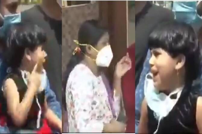Nurse Sugandha Korikoppa in Quarantine