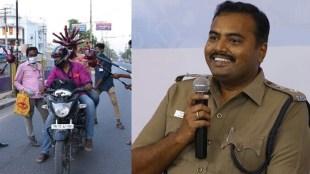 Nellai Deputy Commissioner of Police Arjun Saravanan