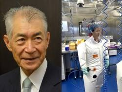 Nobel Laureate Tasuku Honjo refutes claims of novel coronavirus being man-made