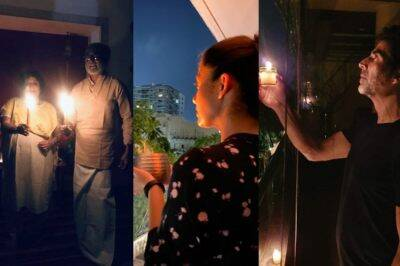 celebrities lights candles (1)
