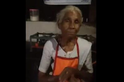 வீடியோவில் பேசிய ஸ்டாலின், கரன்சியுடன் ஆஜரான அதிமுக: கோவையில் 'இட்லி பாட்டி' அரசியல்