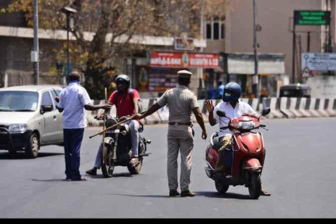 Krishnagiri confirmed first corona case ariyalur turns red zone again