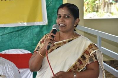 National General Secretary BJP Mahila Morcha Advocate L Victoria Gowri IE Tamil FB Live