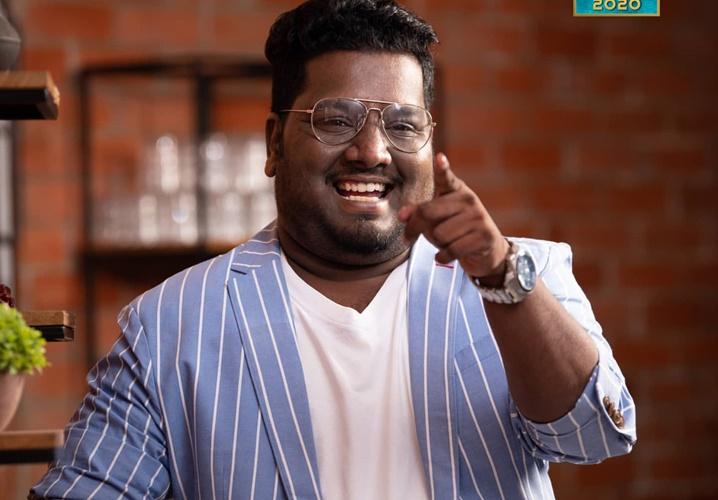 IE Tamil Facebook Live RJ Vigneshkanth exclusive