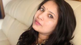 Actress Sanghavi gives birth at the age of 42