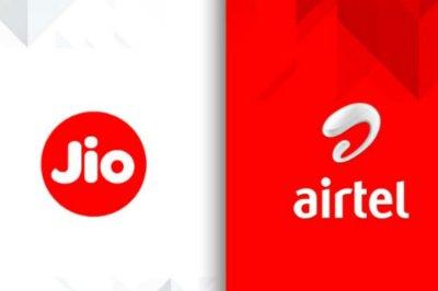 Airtel Jio prepaid recharge