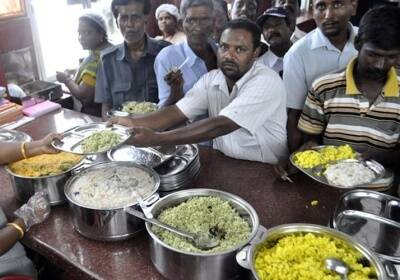 Amma Unavagam collects money for food from today TTV Dhinakaran expressed his concern