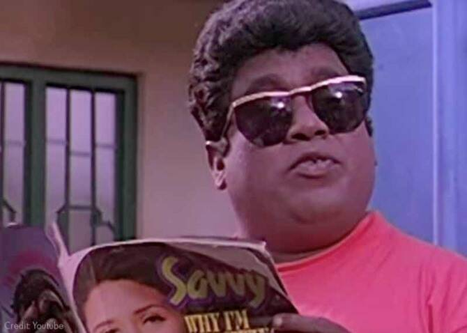 Comedy Actor Senthil joins twitter