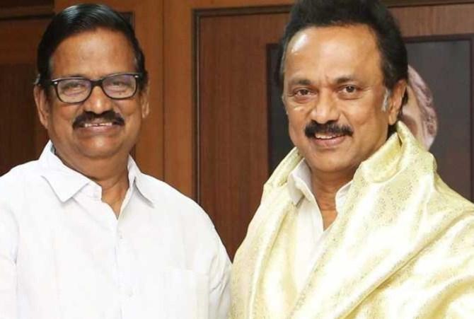 IE Tamil Facebook Live Tamil Nadu Congress party president KS Alagiri
