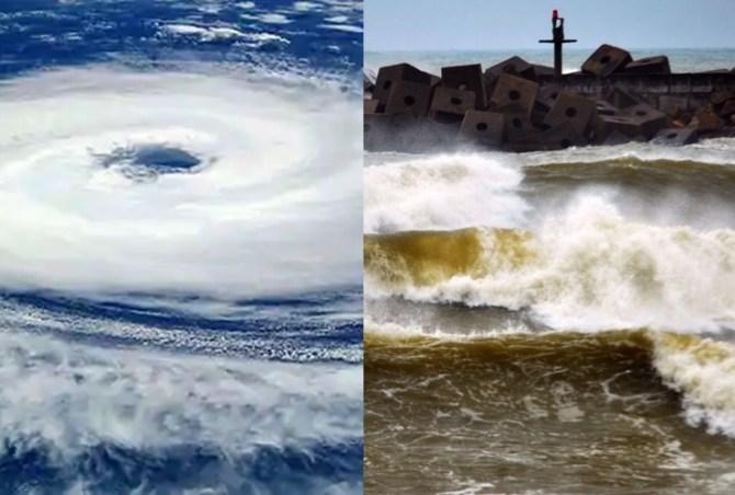 Cyclone Amphan latest updates : Coastal guards and ICG vehicles warn fishermen boats