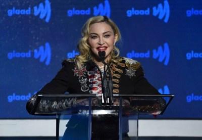 American Pop Singer Madonna infected with coronavirus