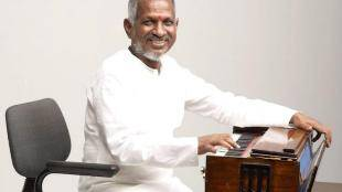 Ilaiyaraaja video calls to lydian nadhaswaram, varshan