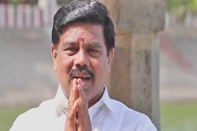 Karu Nagarajan, jothimani mp, karur congress mp jothimani