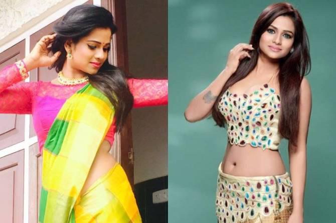Leesha Eclairs, sun tv kanmani serial, tamil serial news