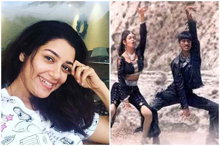 actress chaya singh, chaya singh dance again for manmatha rasa song, thiruda thirudi movie, viral video, மன்மத ராசா, திருடா திருடி, சாயா சிங், Thiruda Thirudi, shiva shankar master, manmatha rasa, Dhanush, dance, Chaya Singh, chaya singh instagram
