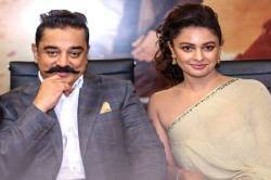 Pooja Kumar About Relationship with Kamal Haasan
