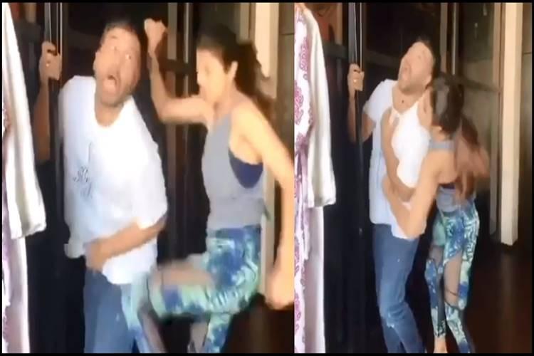 Shilpa Shetty beats her husband