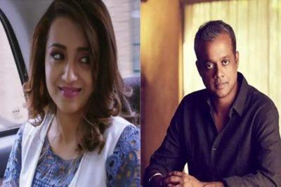 Trisha joins with Gautham Menon