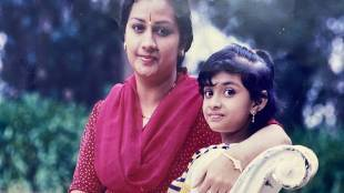 actress keerthy suresh, keerthy suresh little girl photo, keerthy suresh young age photo viral, கீர்த்தி சுரேஷ், கீர்த்தி சுரேஷ் சிறுவயது புகைப்படம், மேனகா சுரேஷ், keerthy suresh with her mother menaka suresh, keerthy suresh mothers day wishes, viral photos, tamil cinema news, latest tamil cinema news
