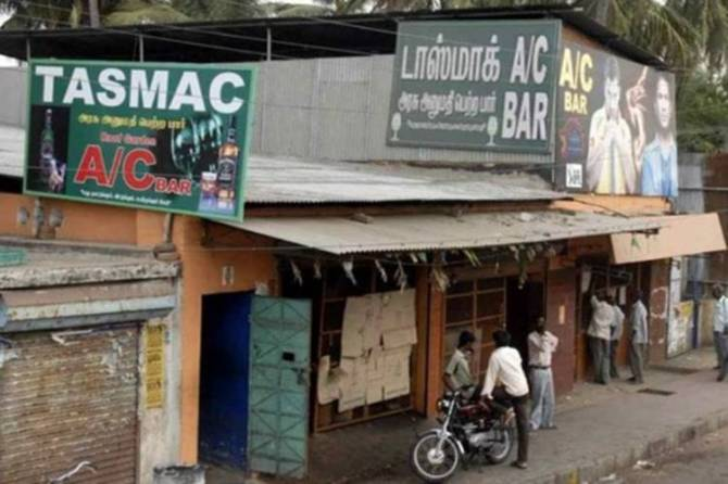tasmac shops to be open from may 7 tamil nadu covid 19