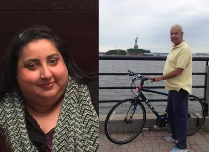 Two Indian-origin doctors, a father and daughter, died of COVID-19 while treating infected patients