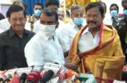 dmk vp duraisamy at bjp