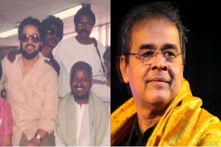 isaignani ilaiyaraaja dummer purushothaman passed away