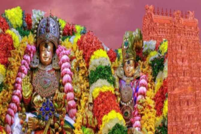 Meenakshi Amman Sundareshwarar thirukalyanam live Streaming