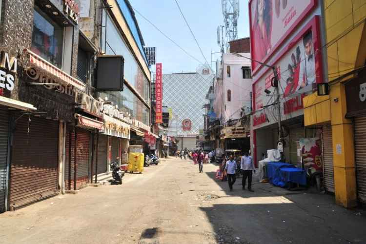 corono virus, lockdown, chennai, social distancing, t.nagar, shops, chennai corporation,closed, tamil nadu, news in tamil, tamil news, news tamil, todays news in tamil, today tamil news, today news in tamil, today news tamil