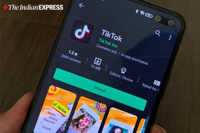TikTok ban results Rs 45 crores loss to china says global times