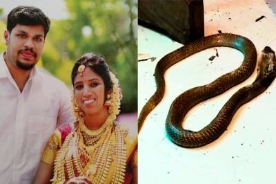 Husband arrested for getting wife killed by snake in Kerala