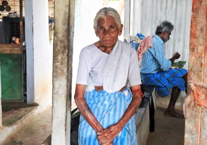Coimbatore one rupee idli paatti Kamalathaal follows ethic in fixing the price of food