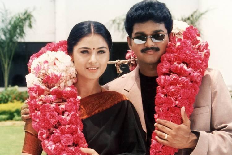 vijay simran movies