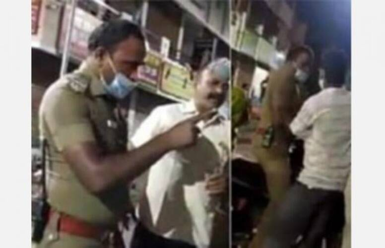 State Human Rights Commission sent notice to Coimbatore Commissioner over cop attacks 16 year old boy