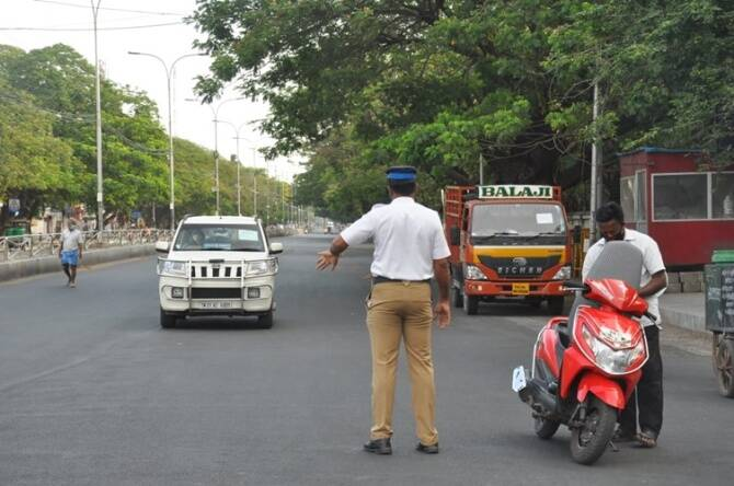 Chennai's Anna Salai to be shut from today for all vehicles