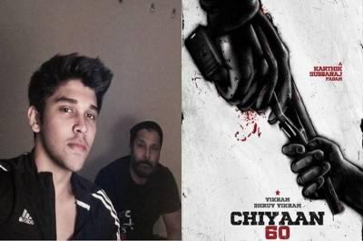 Chiyaan 60, Chiyaan Vikram, Dhruv Vikram, Karthik Subbaraj, Tamil Cinema