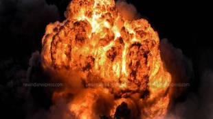 Explosive Gelatin Stick Fire Accident