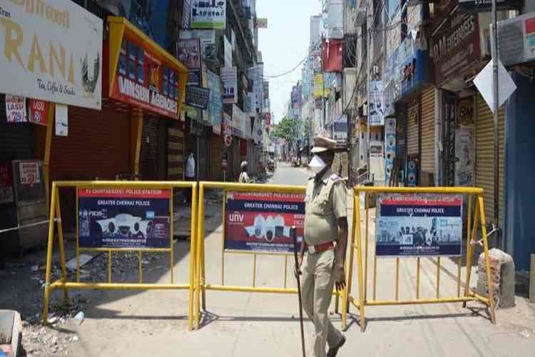 chennai chengalpattu kanchipuram thiruvallur full lock down, chennai lockdown news , chennai E-pass