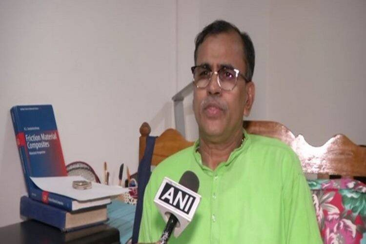 Nuclear and Earth Scientist Sundar Krishna