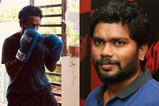 Pa Ranjith Boxer Look, Salpetta Parambarai