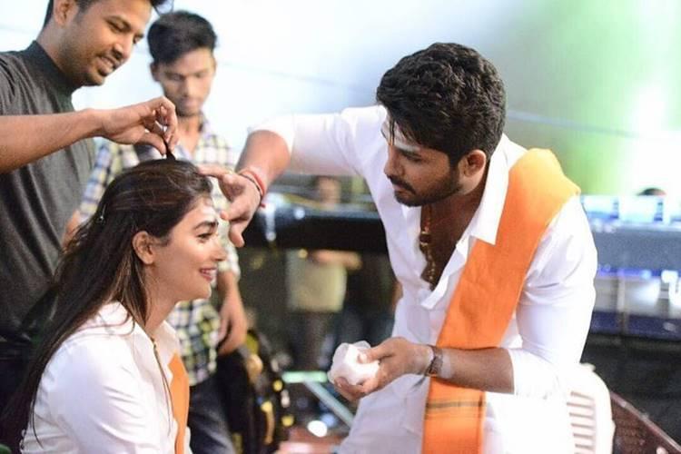 Tamil Cinema Celebrities latest images, Pooja Hegde