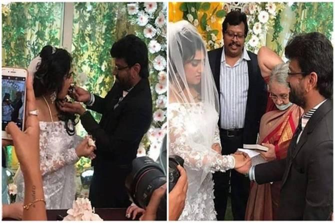 Vanitha Vijayakumar, Peter Paul son shocking allegations