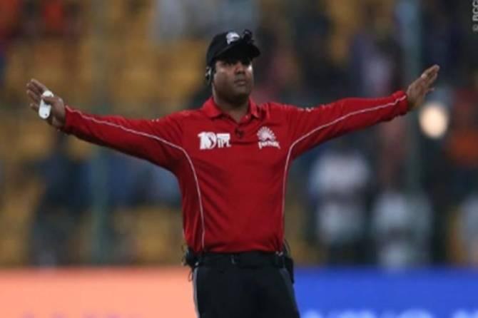 """""""nitin menon, umpire nitin menon, icc elite panel of umpires, nitin menon elite, icc umpires, cricket umpire, cricket news, sports news"""